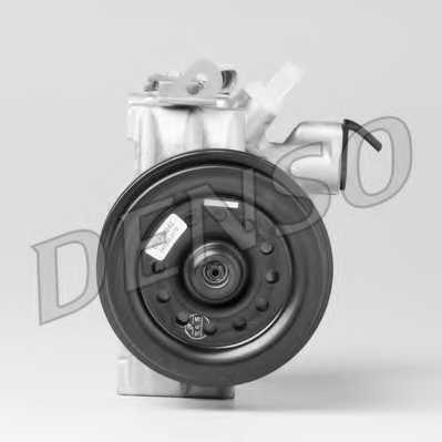 Компрессор кондиционера для TOYOTA COROLLA, VIOS/YARIS, YARIS <b>DENSO DCP50242</b> - изображение 1