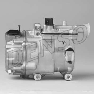 Компрессор кондиционера для TOYOTA AURIS, PRIUS <b>DENSO DCP50502</b> - изображение