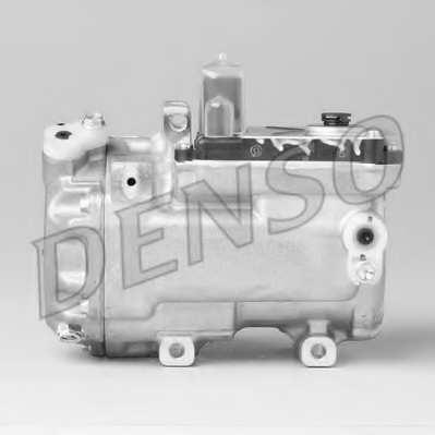 Компрессор кондиционера DENSO DCP51006 - изображение
