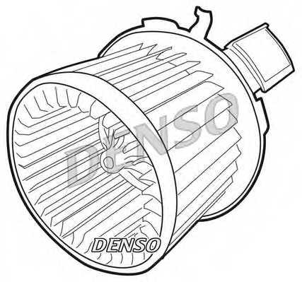 Вентилятор салона DENSO DEA21003 - изображение 1