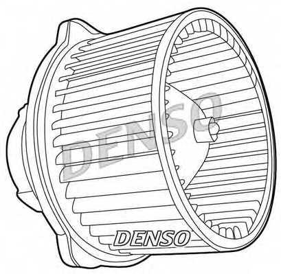 Вентилятор салона DENSO DEA41002 - изображение 1