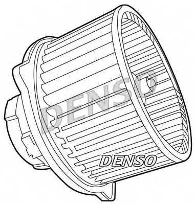 Вентилятор салона DENSO DEA41003 - изображение 1