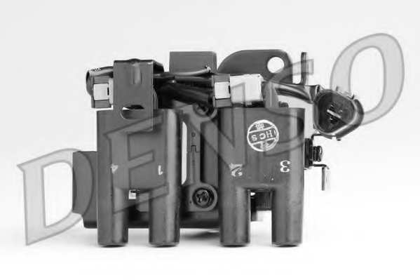Катушка зажигания DENSO DIC-0111 - изображение