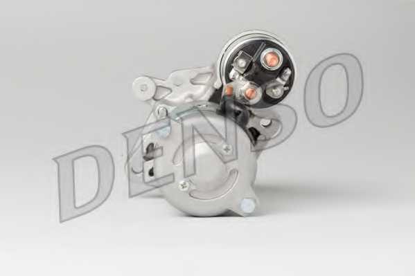 Стартер 1,8кВт для BMW 3(E46), 5(E39) <b>DENSO DSN504</b> - изображение