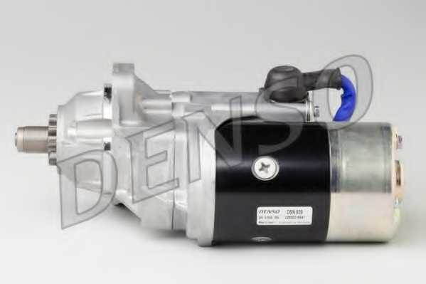 Стартер 4,5кВт для IVECO EuroTech MH, EuroTrakker, Stralis, Trakker <b>DENSO DSN939</b> - изображение