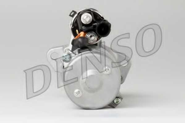 Стартер 2кВт для AUDI Q7(4L) / PORSCHE CAYENNE(92A), PANAMERA(970) / VW TOUAREG(7P5) <b>DENSO DSN965</b> - изображение