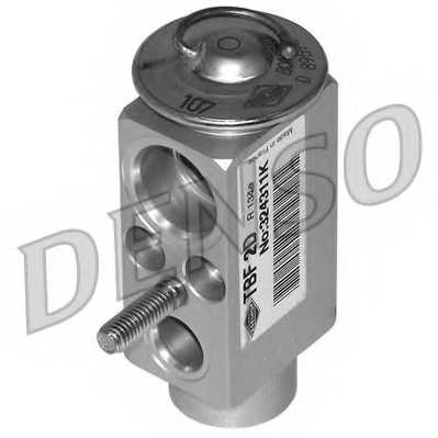Расширительный клапан кондиционера DENSO DVE17010 - изображение
