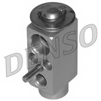 Расширительный клапан кондиционера DENSO DVE17011 - изображение