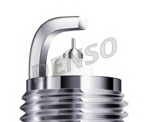 Свеча зажигания DENSO IK20L / I58 - изображение 1