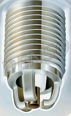 Свеча зажигания DENSO K22PB - изображение