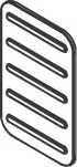 Теплозащитный экран DINEX 49895 - изображение