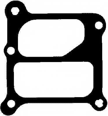Прокладка, корпус термостата ELRING 005.860 - изображение