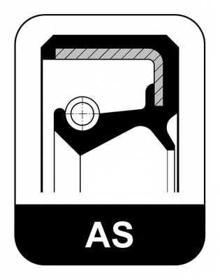 Уплотнительное кольцо ELRING 007.552 - изображение