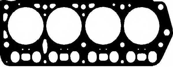 Прокладка головки цилиндра ELRING 010.100 - изображение
