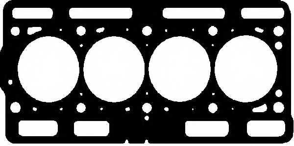 Прокладка головки цилиндра ELRING 012.361 - изображение