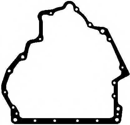 Прокладка, крышка картера рулевого механизма ELRING 021.432 - изображение