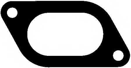 Прокладка, трубопровод охлаждаю ELRING 021.630 - изображение