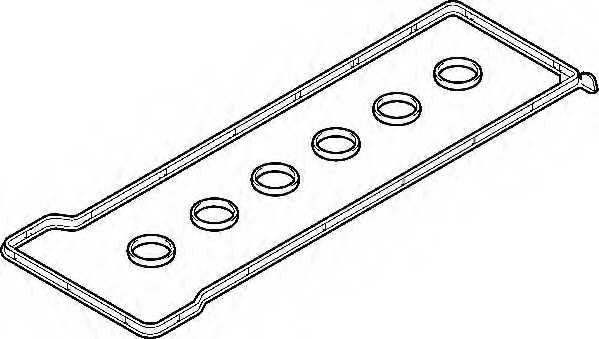 Комплект прокладок крышки головки цилиндра ELRING 022.960 - изображение