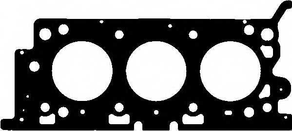 Прокладка головки цилиндра ELRING 025.090 - изображение
