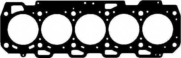 Прокладка головки цилиндра ELRING 036.365 - изображение