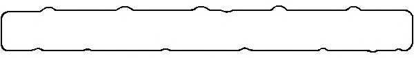 Прокладка впускного коллектора ELRING 038.630 - изображение