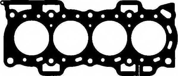 Прокладка головки цилиндра ELRING 069.331 - изображение