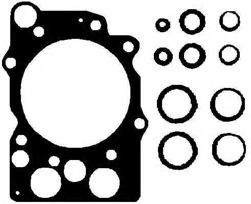 Прокладка головки цилиндра ELRING 087.335 - изображение
