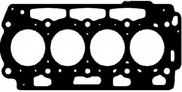 Прокладка головки цилиндра ELRING 100.400 - изображение