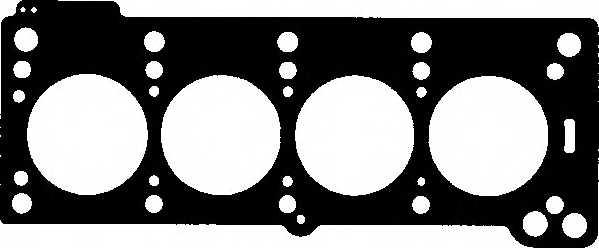 Прокладка головки цилиндра ELRING 118.051 - изображение