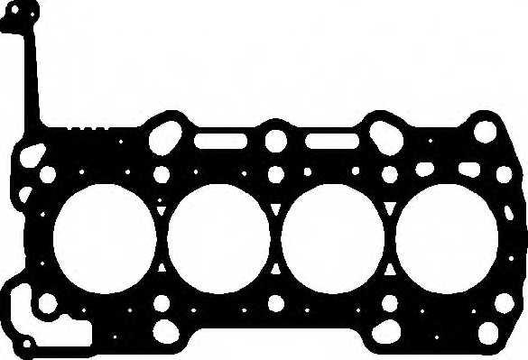 Прокладка головки цилиндра ELRING 125.322 - изображение