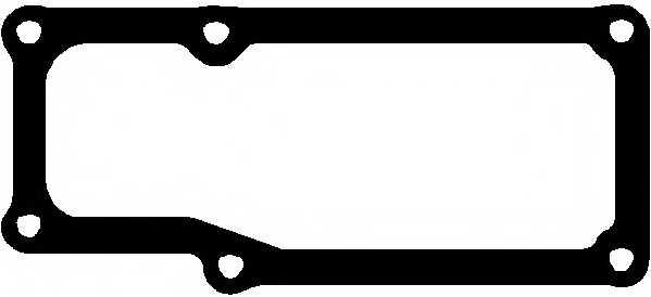 Прокладка, корпус термостата ELRING 136.920 - изображение