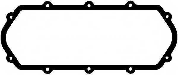 Прокладка, маслянный радиатор ELRING 137.010 - изображение