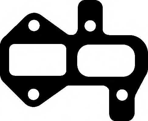 Прокладка выпускного коллектора ELRING 149.080 - изображение