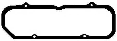 Прокладка крышки головки цилиндра ELRING 154.016 - изображение