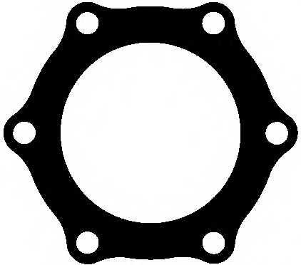 Прокладка, компрессор ELRING 155.570 - изображение