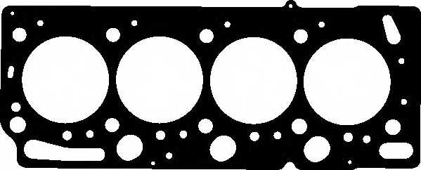 Прокладка головки цилиндра ELRING 158.352 - изображение