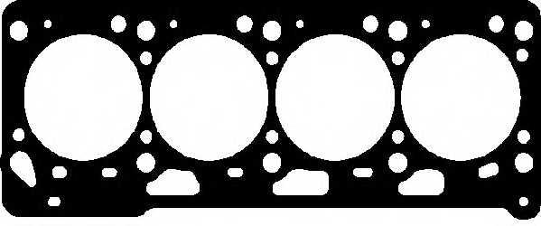 Прокладка головки цилиндра ELRING 162.832 - изображение