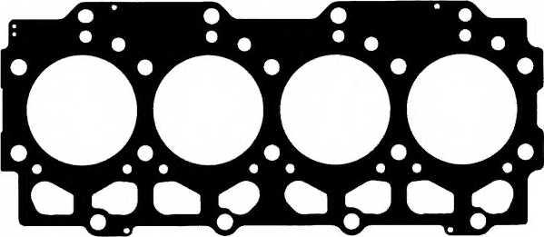 Прокладка головки цилиндра ELRING 164.861 - изображение