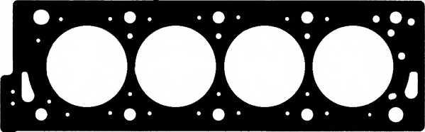 Прокладка головки цилиндра ELRING 183.160 - изображение