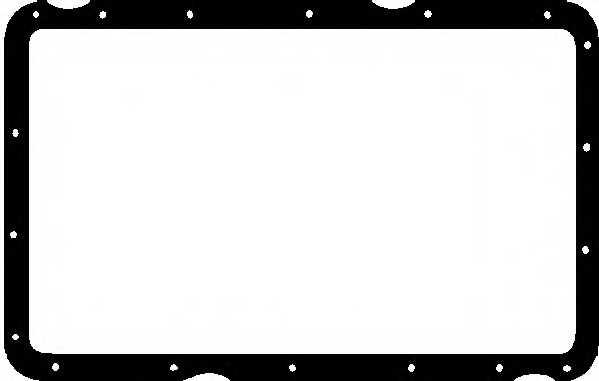 Прокладка, масляный поддон ELRING 211.570 - изображение