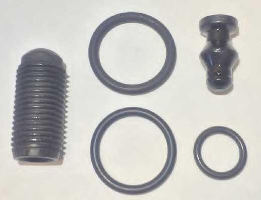 Комплект прокладок, форсунка ELRING 235.590 - изображение