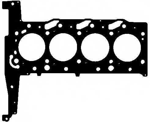 Прокладка головки цилиндра ELRING 265.371 - изображение