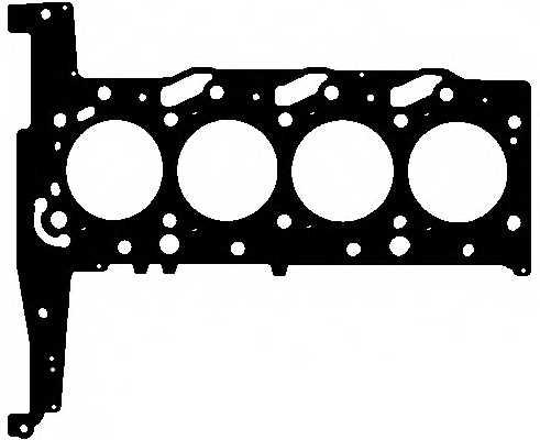 Прокладка головки цилиндра ELRING 265.381 - изображение