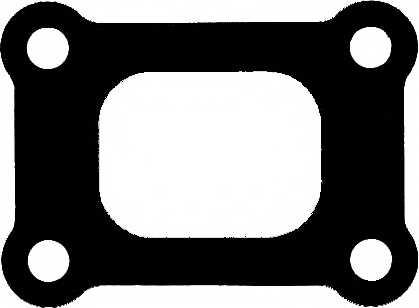 Прокладка выпускного коллектора ELRING 267.560 - изображение