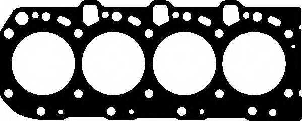 Прокладка головки цилиндра ELRING 354.270 - изображение