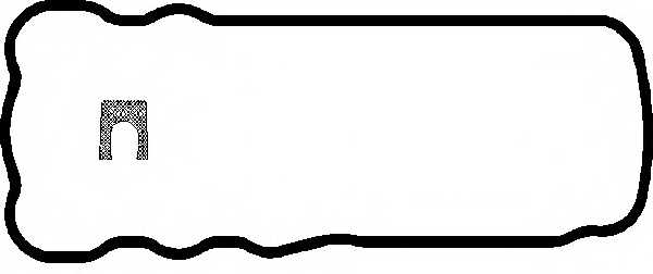 Прокладка, масляный поддон ELRING 357.571 - изображение
