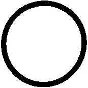 Уплотнительное кольцо ELRING 388.130 - изображение