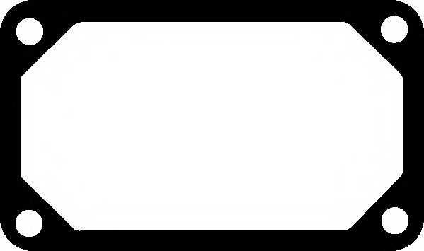 Прокладка корпуса впускного коллектора ELRING 390.270 - изображение