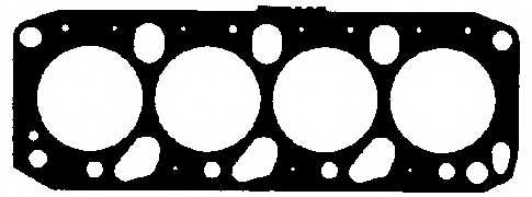 Прокладка головки цилиндра ELRING 424.091 - изображение