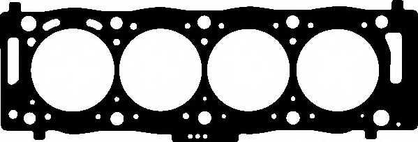 Прокладка головки цилиндра ELRING 431.341 - изображение